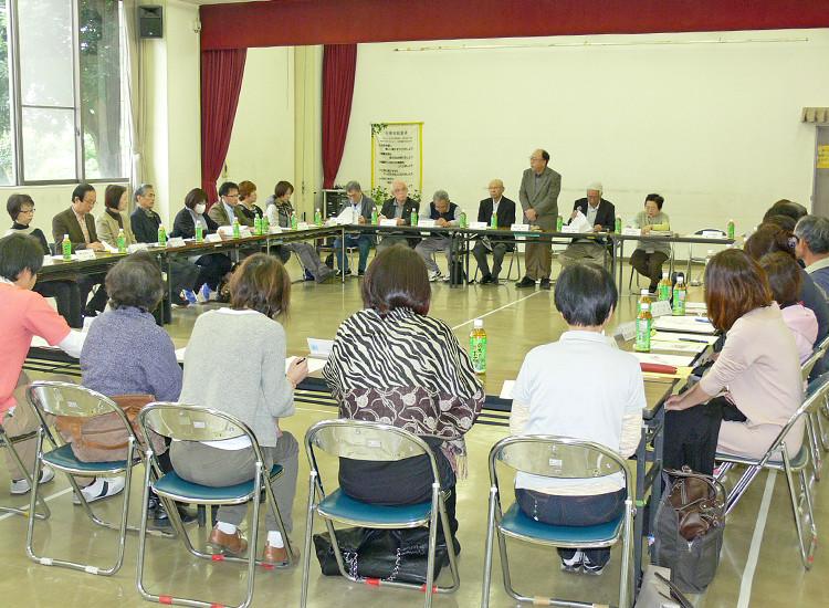 福祉ネットワーク会議の写真