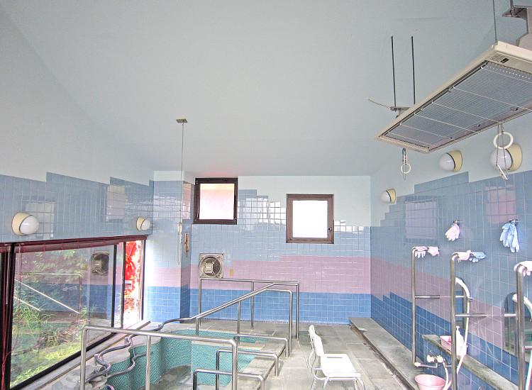 浴室パネルヒーターの写真